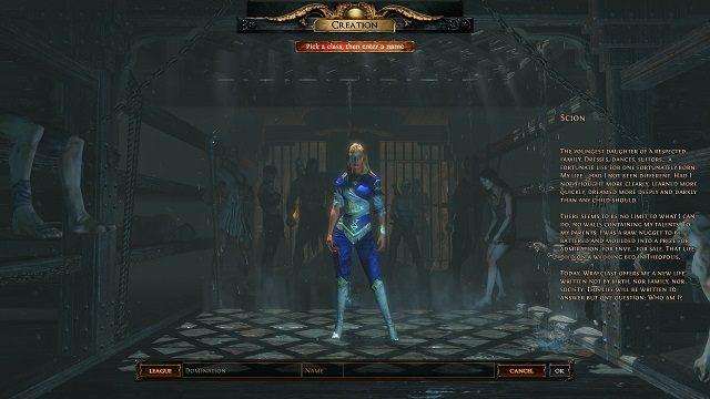 Kto nie chciałby Cię zdobyć... - Scion - dodatkowa klasa postaci | Herosi i ich rozwój - Path of Exile - poradnik do gry