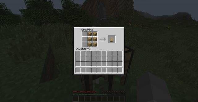 Drzwi - Pierwszy dzień w Minecraft | Jak przeżyć - poradnik surwiwalu - Minecraft - poradnik do gry
