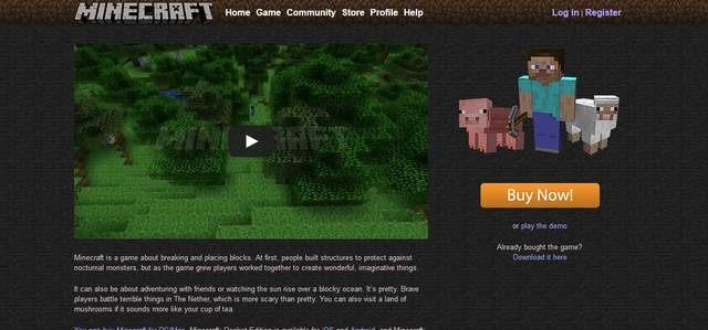 8e15d7398 Jak nabyć Minecrafta | Podstawy rozgrywki - Minecraft - poradnik do ...