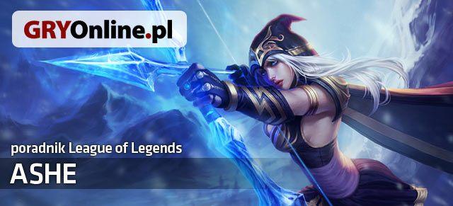Poradnik do postaci Ashe z gry League of Legends zawiera wszystkie przydatne informacje dla osób, które chciałyby nauczyć się grać tym czempionem lub przeciwko niemu - Ashe - build i poradnik - LoL | Ashe - League of Legends - poradnik do gry