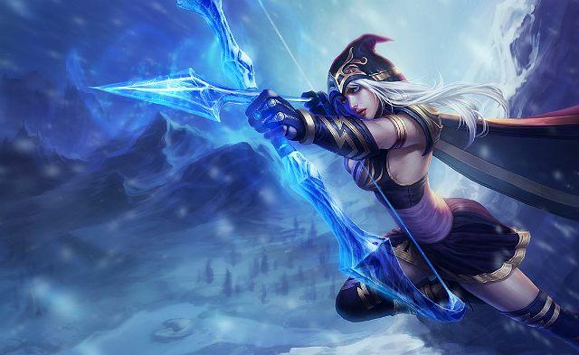 Podstawowe informacje - Opis bohatera | Ashe - League of Legends - poradnik do gry