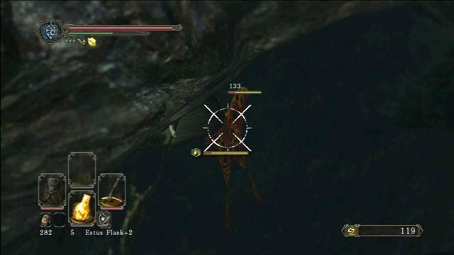 Zabij motyla - Huntsmans Copse - droga do Undead Purgatory - Opis przejścia - Dark Souls II - poradnik, opis przejścia, bossowie