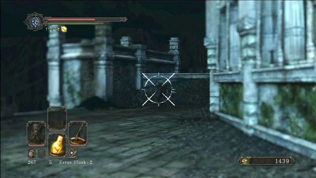 Zwab przeciwnika - Huntsmans Copse - droga do Undead Purgatory - Opis przejścia - Dark Souls II - poradnik, opis przejścia, bossowie