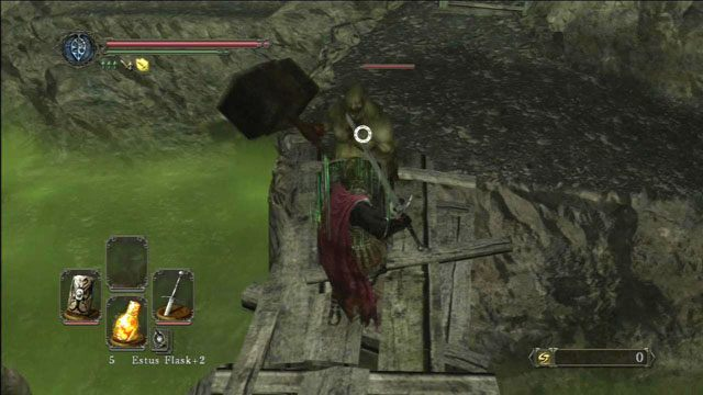 Pokonaj wroga - Harvest Valley - Opis przejścia - Dark Souls II - poradnik, opis przejścia, bossowie