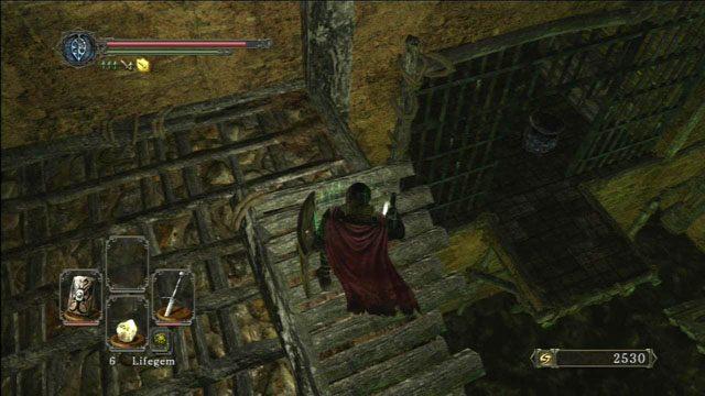 Zeskocz niżej - Harvest Valley - Opis przejścia - Dark Souls II - poradnik, opis przejścia, bossowie