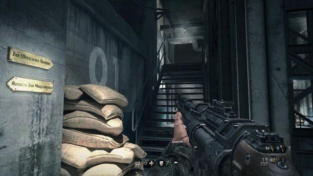 Ten bunkier to jeden, wielki wieżowiec - Sztab Trupiej Główki - Misje Główne - Wolfenstein: The New Order - poradnik do gry