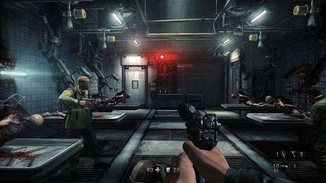 Krematorium to miłe miejsce - Sztab Trupiej Główki - Misje Główne - Wolfenstein: The New Order - poradnik do gry