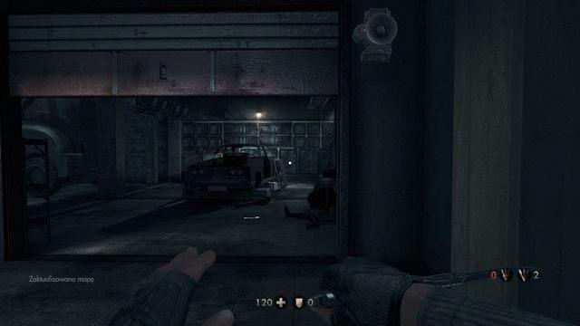 Oficer zabity, teraz można wybić resztę. - Nowy świat - Misje Główne - Wolfenstein: The New Order - poradnik do gry