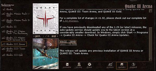 3 - Krok 2: Pobranie oraz instalacja ostatniego Point Release wraz z programem PunkBuster. - Urban Terror - poradnik do gry