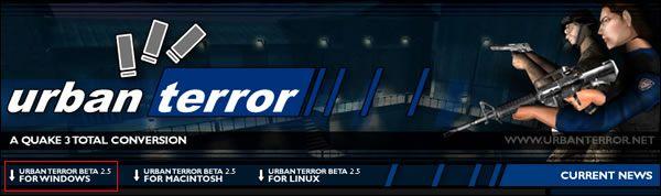 2a - Krok 3: Pobranie i instalacja moda Urban Terror wraz z uaktualnieniami - Urban Terror - poradnik do gry