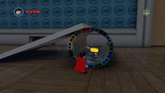 Dodatkowy Pokój Złote Klocki Lego Przygoda Gra Wideo Poradnik