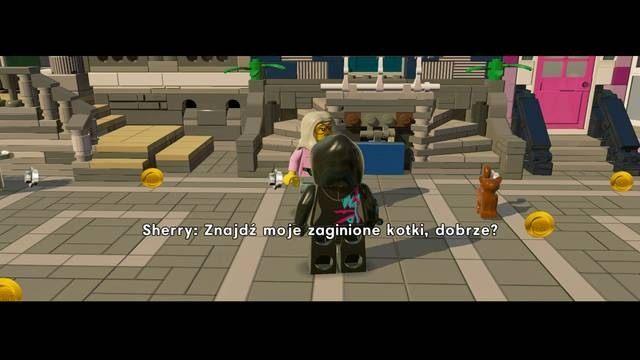 Klocburg Misje Poboczne Czerwone Klocki Lego Przygoda Gra