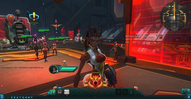 Preferowane role: TANK/DPS - Warrior - Klasy i Buildy - WildStar - poradnik do gry