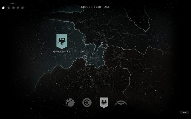 Wybór rasy, czyli odłamu ludzkości nie ma zbyt dużego wpływu na rozgrywkę (jedyna zmianą jest inny zestaw skilli początkowych), gdyż każdy gracz może szkolić się w dowolnym kierunku i nic nie stoi na przeszkodzie, by członka rasy nakierowanej na używaniu dział wyszkolić w używaniu rakiet bądź dron - Tworzenie postaci - Pierwsze kroki - EVE Online - poradnik do gry