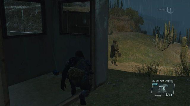 Pozbądź się kolejnego strażnika - Uwolnij Chico - Opis przejścia - Metal Gear Solid V: The Phantom Pain - poradnik do gry