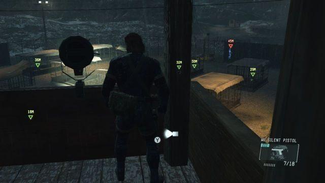Możesz użyć wieży strażniczej dla lokalizacji celów - Uwolnij Chico - Opis przejścia - Metal Gear Solid V: The Phantom Pain - poradnik do gry