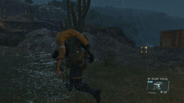 Uwolnij Chico - Uwolnij Chico - Opis przejścia - Metal Gear Solid V: The Phantom Pain - poradnik do gry