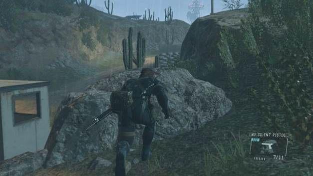 Wróć do bazy - Uwolnij Chico - Opis przejścia - Metal Gear Solid V: The Phantom Pain - poradnik do gry
