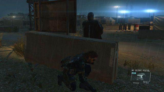 Ogłusz strażnika - Uwolnij Paz - Opis przejścia - Metal Gear Solid V: The Phantom Pain - poradnik do gry