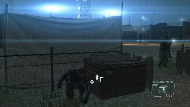 Unikaj wzroku przeciwników i nie zostawiaj ciał - Uwolnij Paz - Opis przejścia - Metal Gear Solid V: The Phantom Pain - poradnik do gry
