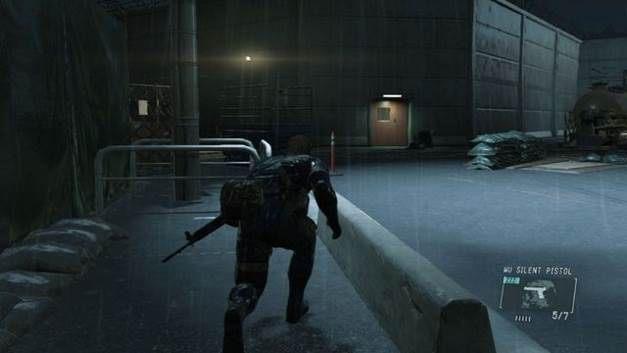 Przedostań się za ogrodzenie - Uwolnij Paz - Opis przejścia - Metal Gear Solid V: The Phantom Pain - poradnik do gry