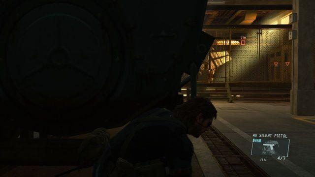 Uwolnij Paz - Uwolnij Paz - Opis przejścia - Metal Gear Solid V: The Phantom Pain - poradnik do gry