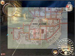 Musimy się spieszyć, od początku akcji upływa czas potrzebny na wykonanie misji - Misja 5 - Czysta gra - Mafia: The City of Lost Heaven - poradnik do gry