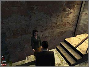 2 - Misja 6 - Sarah - Mafia: The City of Lost Heaven - poradnik do gry