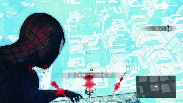 Zlokalizuj trzy anteny - Live by the sword... - Opis przejścia - The Amazing Spider-Man 2 - poradnik do gry