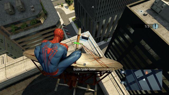 Skrzynka ulepszeń #1 - Live by the sword... - Opis przejścia - The Amazing Spider-Man 2 - poradnik do gry
