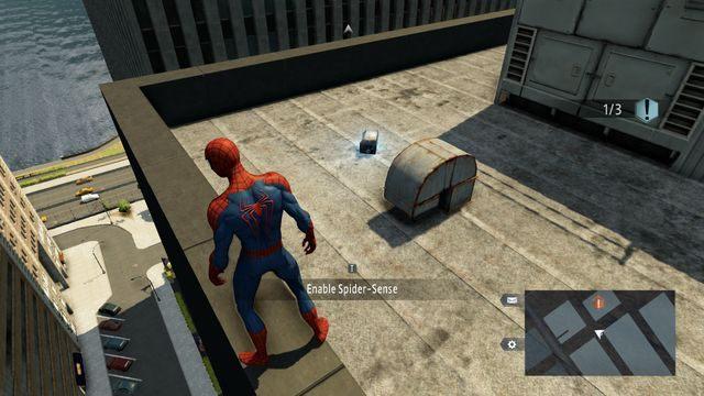 Skrzynka ulepszeń #2 - Live by the sword... - Opis przejścia - The Amazing Spider-Man 2 - poradnik do gry