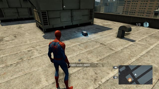 Skrzynka ulepszeń #3 - Live by the sword... - Opis przejścia - The Amazing Spider-Man 2 - poradnik do gry