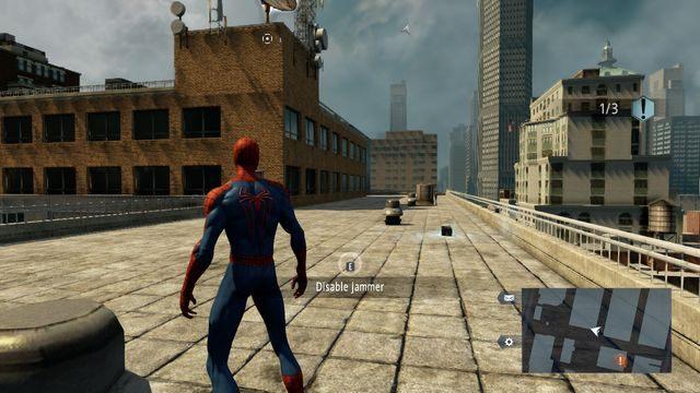 Skrzynka ulepszeń #4 - Live by the sword... - Opis przejścia - The Amazing Spider-Man 2 - poradnik do gry
