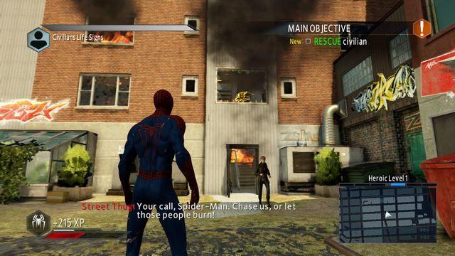Skrzynka ulepszeń #5 - Live by the sword... - Opis przejścia - The Amazing Spider-Man 2 - poradnik do gry