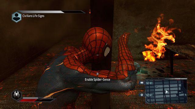 Skrzynka ulepszeń #6 - Live by the sword... - Opis przejścia - The Amazing Spider-Man 2 - poradnik do gry