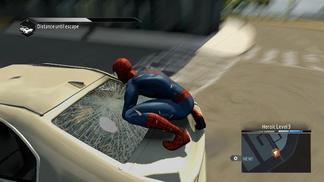 Wydostań porwaną kobietę. - Live by the sword... - Opis przejścia - The Amazing Spider-Man 2 - poradnik do gry