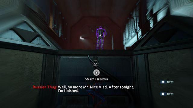 Wykonaj ciche zabójstwo - Raid on OSCORP - Opis przejścia - The Amazing Spider-Man 2 - poradnik do gry