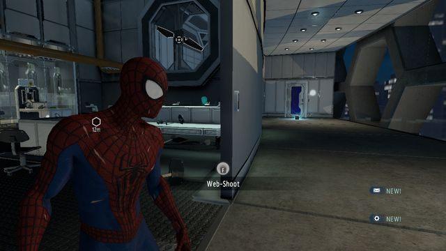 Skrzynka ulepszeń #4 - Raid on OSCORP - Opis przejścia - The Amazing Spider-Man 2 - poradnik do gry
