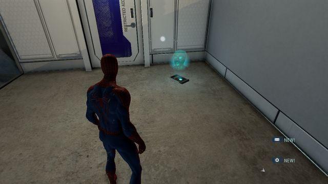 Audiolog #2 - Raid on OSCORP - Opis przejścia - The Amazing Spider-Man 2 - poradnik do gry