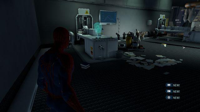 Audiolog #3 - Raid on OSCORP - Opis przejścia - The Amazing Spider-Man 2 - poradnik do gry