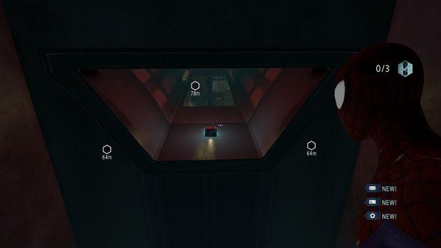 Skrzynka ulepszeń #1 - Raid on OSCORP - Opis przejścia - The Amazing Spider-Man 2 - poradnik do gry