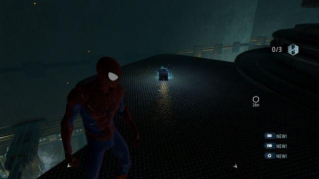 Skrzynka ulepszeń #2 - Raid on OSCORP - Opis przejścia - The Amazing Spider-Man 2 - poradnik do gry
