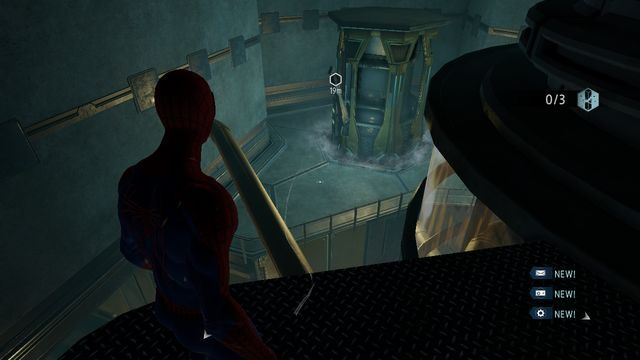 Zestrzel słupy siecią - Raid on OSCORP - Opis przejścia - The Amazing Spider-Man 2 - poradnik do gry