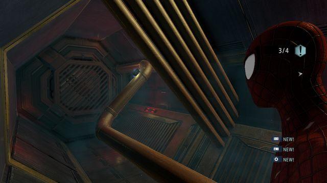 Skrzynka ulepszeń #5 - Raid on OSCORP - Opis przejścia - The Amazing Spider-Man 2 - poradnik do gry