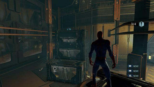 Skrzynka ulepszeń #6 - Raid on OSCORP - Opis przejścia - The Amazing Spider-Man 2 - poradnik do gry