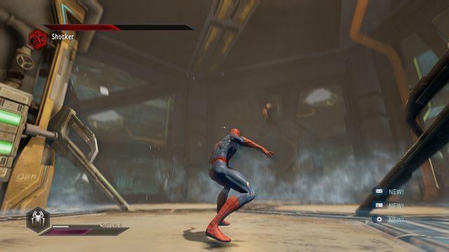 Niszcz pojawiające się struktury - Raid on OSCORP - Opis przejścia - The Amazing Spider-Man 2 - poradnik do gry