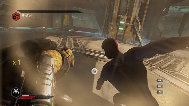 Ostateczny cios - Raid on OSCORP - Opis przejścia - The Amazing Spider-Man 2 - poradnik do gry
