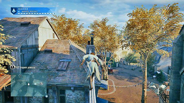 Musisz dostarczyć ważny list do pana de la Serre - 02 - Stany Generalne | Solucja AC Unity - Assassins Creed: Unity - poradnik do gry