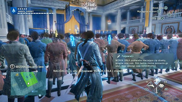 Stany obradują. - 02 - Stany Generalne | Solucja AC Unity - Assassins Creed: Unity - poradnik do gry