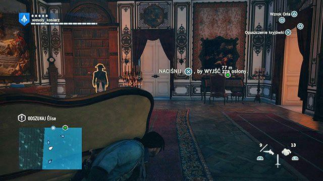 Arno, mistrz skradania się. - 03 - Śmietanka towarzyska | Solucja AC Unity - Assassins Creed: Unity - poradnik do gry